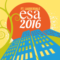Click to ESA 2016 Conference Web Site