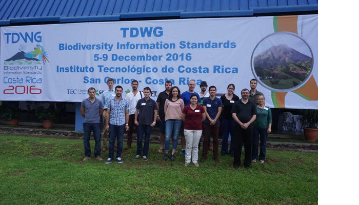 Software Carpentry at TDWG 2016